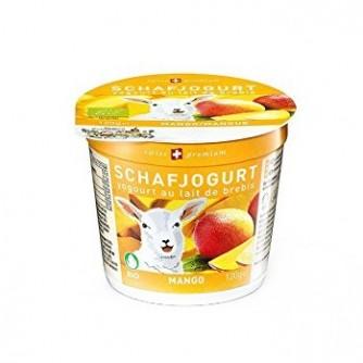 Jogurt owczy z mango Molkerei Biedermann 120g